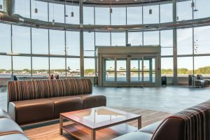 Northeast Air Terminal and Office Addition Complete