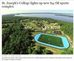 St. Joseph's College Athletic Facilities