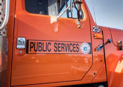 Westbrook PW truck