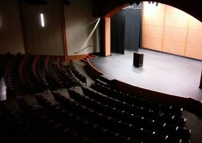 Wells Auditorium