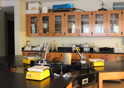 Wells Science Lab