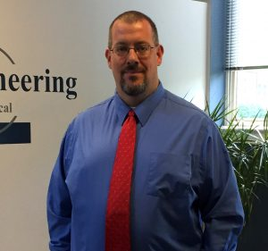 Welcome Patrick Cotter to the Allied Engineering Team