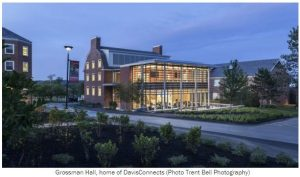 Colby College Grossman Hall Receives LEED Platinum Certification