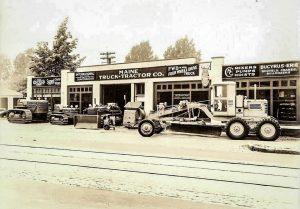 Veranda Street Building Circa 1936!