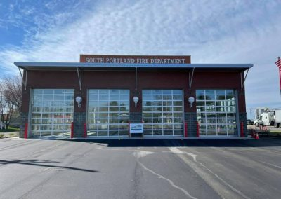 Cash Corner Fire Station