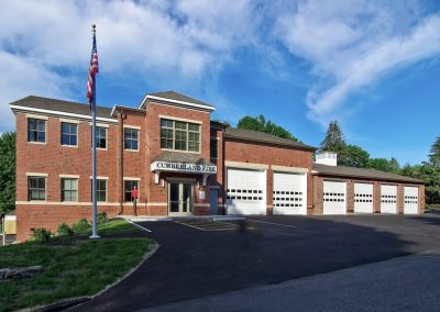 Cumberland Central Fire Station