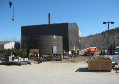 The Jackson Laboratory Biomass Energy Plant
