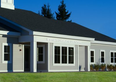 UNH Veterinary Diagnostic Laboratory
