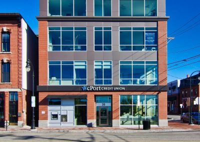 cPort Credit Union Multi-Use Building